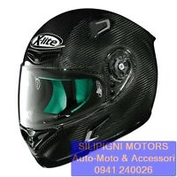 X-LITE X-802RR ULTRA CARBON PURO 02 Carbon-CASCO INTEGRALE RACING FIBRA by Nolan