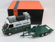 FIAT 242 - ALEN ROHRL - ASSISTANCE ALITALIA RALLY 1979 - 1/18 NEW IXO 18RMC027WX