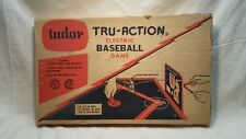 VINTAGE 1950s TRU - ACTION ELECTRIC BASEBALL GAME IN ORIGINAL BOX BROOKLYN NY