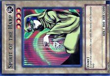 Ω YUGIOH CARTE NEUVE Ω RARE N° LOB-078 SPIRIT OF THE HARP