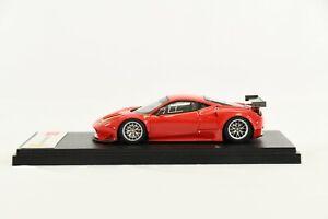 Eidolon Makeup 1/43 Ferrari 458 GT2 2011 Red EM215A *Damaged*