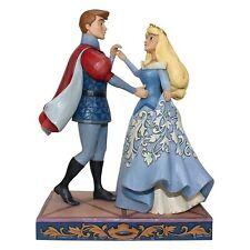Enesco E8 Disney Traditions Jim Shore 9in Sleeping Beauty Aurora Prince 4059733