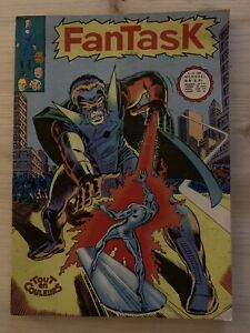 Fantask 4 1969 Éditions Lug en très bon état