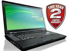 "Lenovo ThinkPad T520  i5 2.5GHz, 8GB, 500GB  HD Intel 3000 15.6"" 1600x Win 7/10"