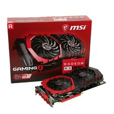Factory Sealed MSI Radeon RX 570 GAMING X 4GB GDDR5 Video Card Ethereum Zcash