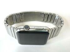 First Generation Apple Watch 42mm Stainless Steel Case Stainless Steel bracelet