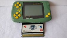 WONDERSWAN Console MOBILE SUIT GUNDAM MSVS FOR ZEON LIMITED set tested-a527-