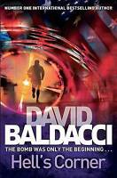 Hell's Corner (The Camel Club), Baldacci, David , Good | Fast Delivery