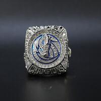 NBA Dallas Mavericks 2011 Championship Ring with Wooden Display Box Set