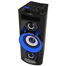 Reflexion PS07BT Mobile Discosoundmaschine 320 Watt mit Lichteffekte
