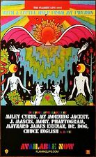 THE FLAMING LIPS With A Little Help...My Fwends Ltd Ed RARE Discontinued Poster!