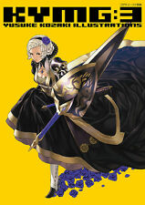 Yusuke Kozaki Illustrations KYMG:3 Book JAPAN design art works fire emblem