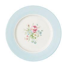 GreenGate Marie White Dinner Plate 26.5cm Diameter