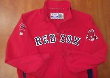 Majestic MLB Boston Red Sox Baseball Authentic Therma Base Stitched Jacket XL