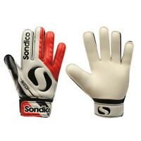 Sondico Match Infant Kids Goalkeeper Football Gloves 4 - 6 Yrs Boys Goalie T311