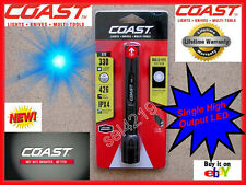 Coast G26 Police Tactical 2AA LED 330 Lumen Spot Beam Flashlight Light 19680