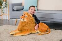 """XL LARGE 55"""" SOFT TOY PLUSH THE LION KING STYLE TEDDY BEAR STUFFED SIMBA MUFASA"""