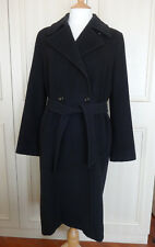 Max Mara Double Breasted Wool Coat - UK 14 / IT 46