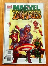 Marvel Zombies Volume 1 #2 Fine Disney + What if? Feature