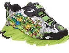 Toddler Boys Teenage Mutant Ninja Turles Shoes Size 7 Med
