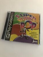 Super Bubble Pop (Sony PlayStation 1, 2002)