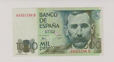 Spagna Spain 1.000 1000 pesetas   1979  Spl  XF Pick 158  lotto 93