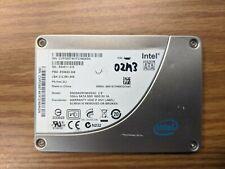 Intel X25-M 160GB SSD SSDSA2M160G2GC 2.5 MLC SATA 3.0 Gb/s Solid State Drive
