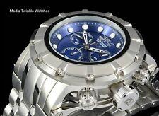New Invicta 54Mm S1 Speedway Swiss Quartz Chronograph Blue Dial Bracelet Watch