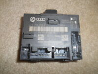 2009 2010 2011 AUDI A6 C6 - FRONT LEFT DOOR / WINDOW CONTROL MODULE OEM