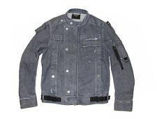 Diesel Black Gold jaigher-den Jeansjacke Größe 52 (XL) 100% Authentic
