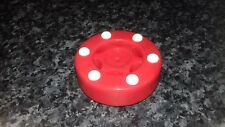 Red Puck Inline Roller Hockey Street Puck