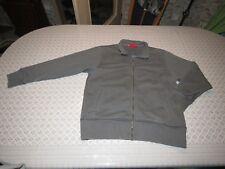Sweatshirtjacke Jacke für Jungen Gr. M Esprit grau mit Reißverschluß