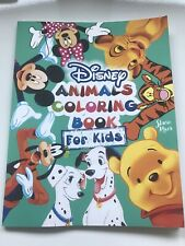 Disney Animals Coloring Book For Kids Stacie River High Quality 2019
