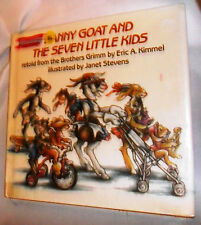 Nanny Goat and the Seven Little Kids Former Library hardcover