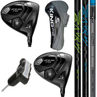 NEW 2018 COBRA KING F8 DRIVER - PICK YOUR COLOR, SHAFT, AND FLEX