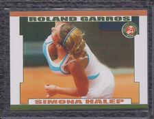 Simona Halep French Open Roland Garros Rookie Rc 2009 Tennis Card 1/10 +Bgs 9.5