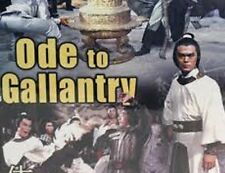 ODE TO GALLANTRY- Hong Kong RARE Kung Fu Martial Arts Action movie - NEW DVD
