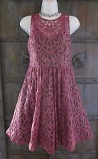 Tracy Reese FROCK  Mariposa Lace Dress from Anthropologie (retail $248) Size 4