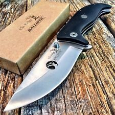 "ELK RIDGE BALLISTIC Heavy Duty 9"" Spring Assisted Open Folding Pocket Knife New"