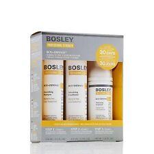 BOSLEY BOSDEFENSE STARTER PACK FOR COLOR-TREATED HAIR  FREE SHIPPING