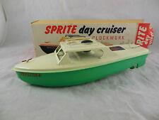 Sutcliffe Toy Sprite Clockwork Day Cruiser Near Mint but  Key Missing