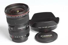 Canon EF Lens 2,8/16-35 L Ultrasonic Weitwinkel Zoom