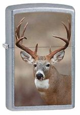 Zippo Windproof Color Image Lighter With Deer, 29081, New In Box