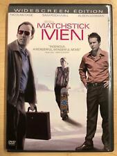 Matchstick Men (Dvd, 2003, Widescreen) - G0621