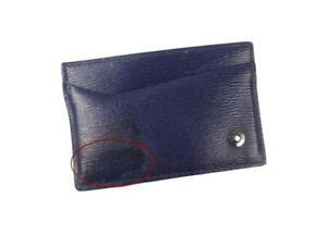 MONTBLANC 4810 Westside Leather Card Holder