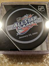 2009 NHL ALL STAR Game Official Hockey Puck - MONTREAL CANADIENS