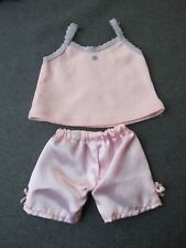 American Girl doll rose cotton tank & silky panties  2008  #10