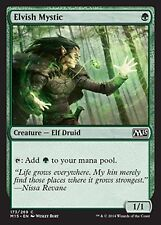 *MRM* FRENCH 4x Mystique elfe ( Elvish Mystic ) MTG Magic M10+