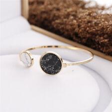 Fashion Women Elegant Silver/Gold Plated Charm Bracelet Bangle Gift Hot Jewelry