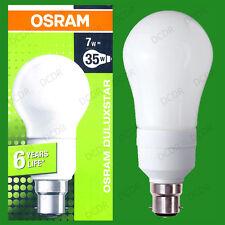 OSRAM 220V Energy Saving Light Bulbs